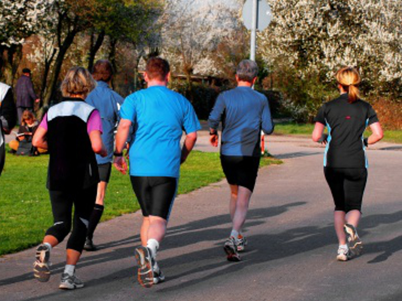 Road Running Group Sessions
